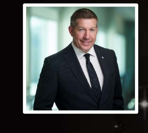 Featuring Keynote Speaker Sheldon Kennedy