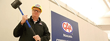 CAA Niagara Moving Welland Location to Seaway Mall
