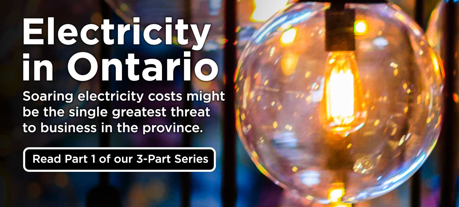 Electricity in Ontario