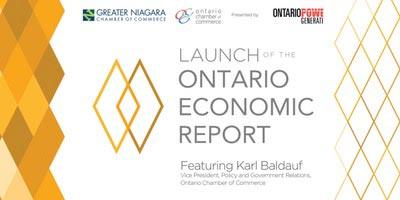 Ontario Economic Report