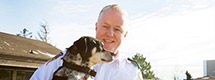 Humane Society Executive Director Kevin Strooband Receives National Awar