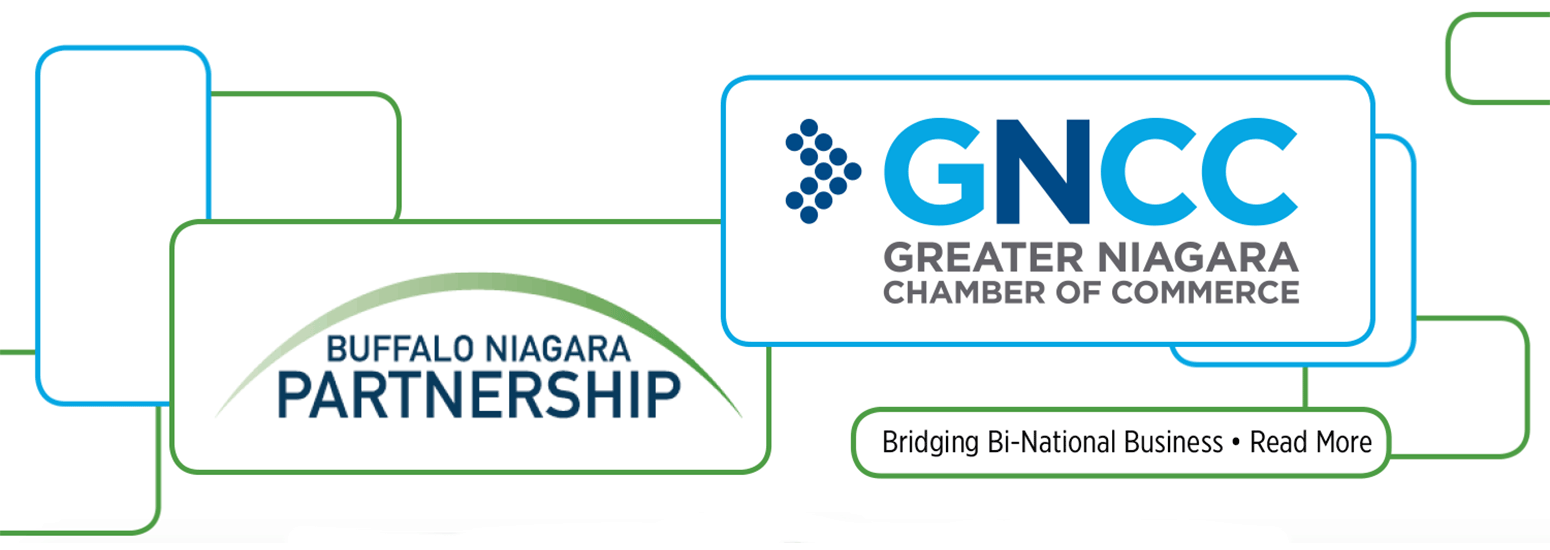 Buffalo Niagara Partnership - Greater Niagara Chamber of Commerce - Bridging Bi-National Business - Read More