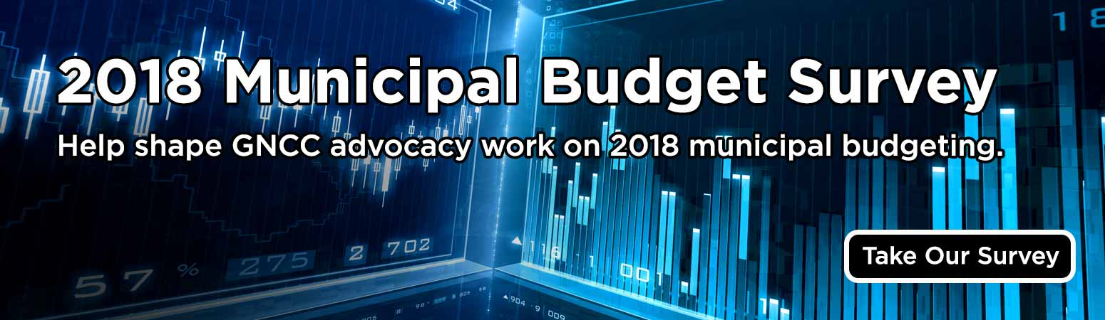 2018 Municipal Budget Survey