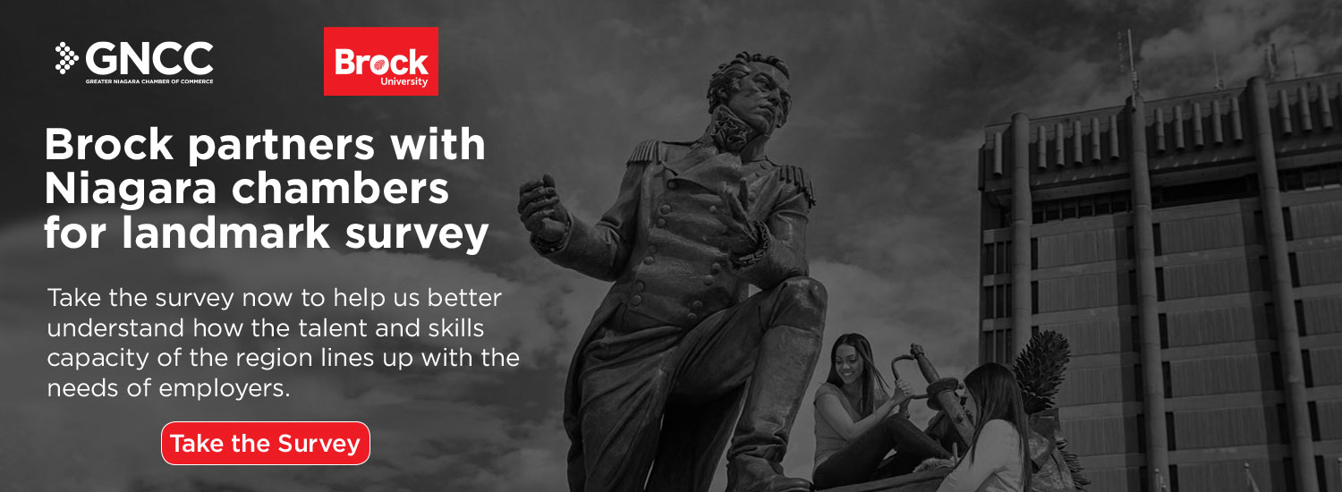 Take our survey, in partnership with Brock University