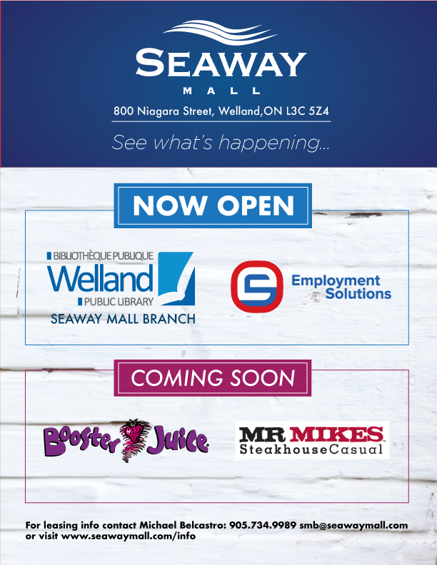 Seaway Mall -- See What's Happening