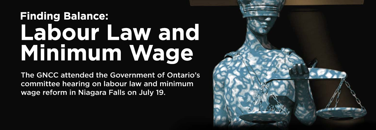 Minimum Wage and Labour Law Reform: What's Your Story?