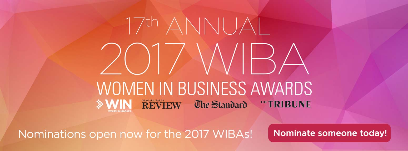 Nominations Open for 2017 WIBAs