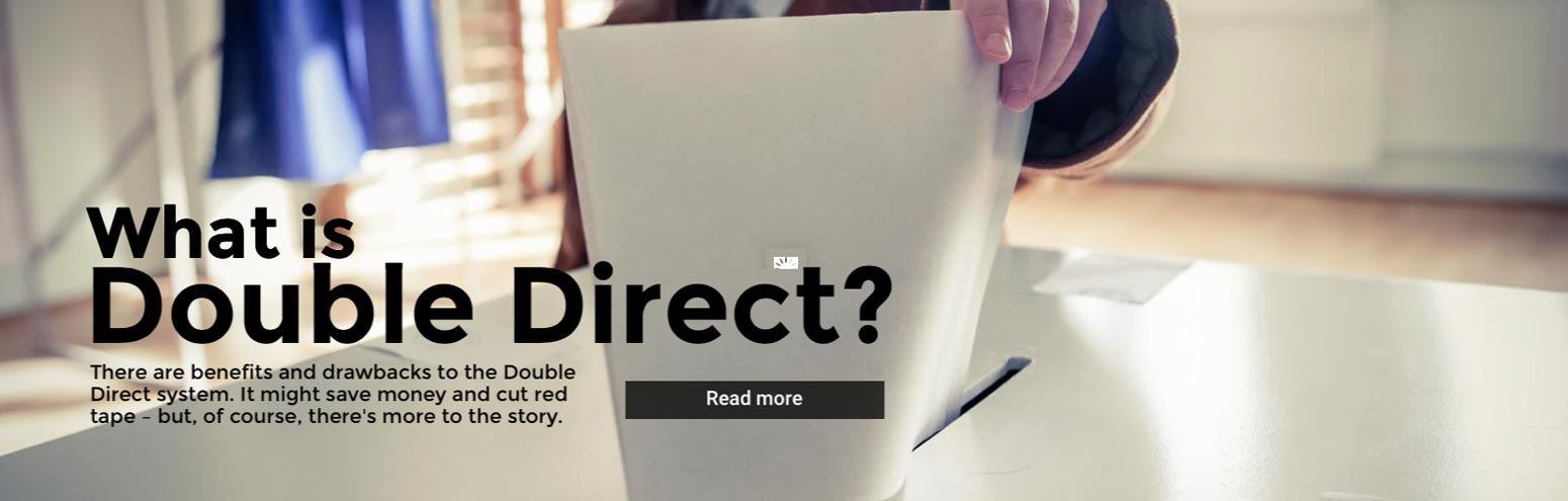 What is Double Direct?