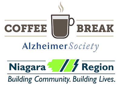 You're Invited to Join Regional Chair Jim Bradley for the Alzheimer Niagara Coffee Break Kick-Off