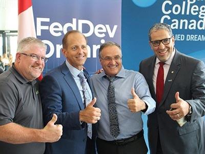 Niagara Falls, Ryerson innovation hub will help 'build more great companies'
