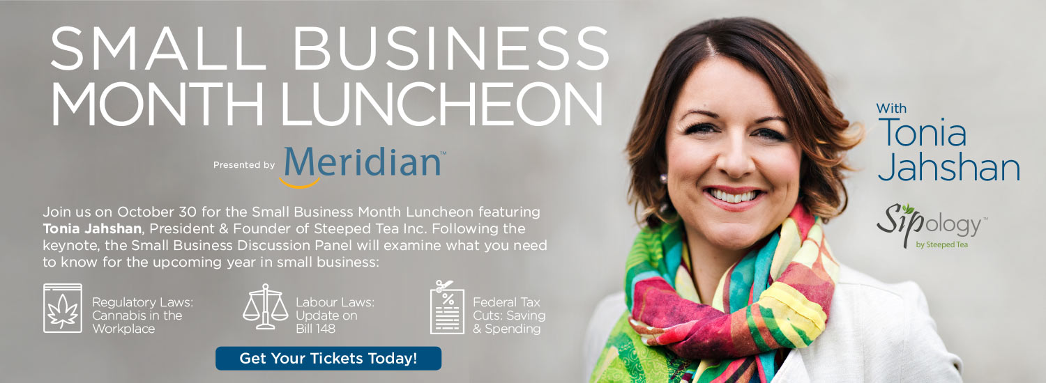 Small Business Month Luncheon