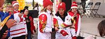 Torch Run Brings Taste of Canada Games to Niagara