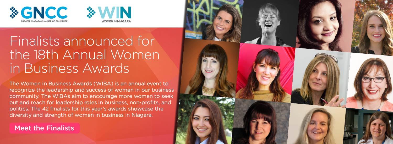 Women in Business Award Finalists Announced