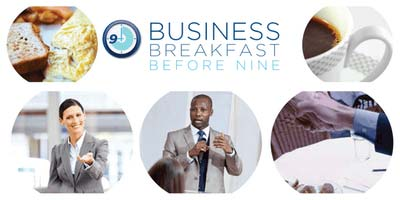 Business Breakfast Before 9