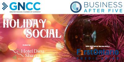 BA5 Holiday Social