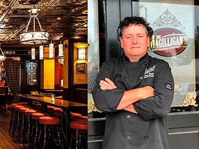 Niagara Falls Chef Wins Irish Pub Award in Dublin