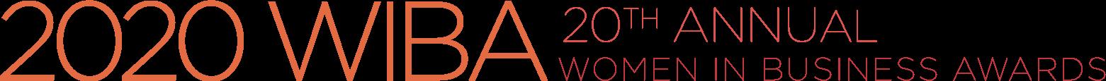 2020 Women in Business Awards