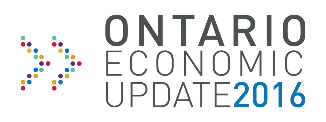 Ontario Economic Update 2016