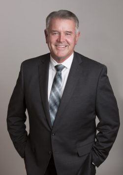 The Honourable Kevin Flynn, Minister of Labour