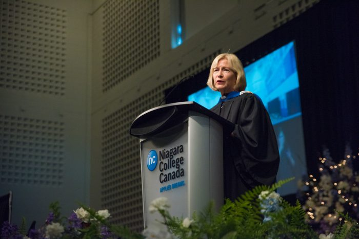 Deborah Newman, former deputy minister, Ontario Public Service