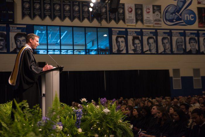 John Ferguson, president and CEO of Purolator Canada