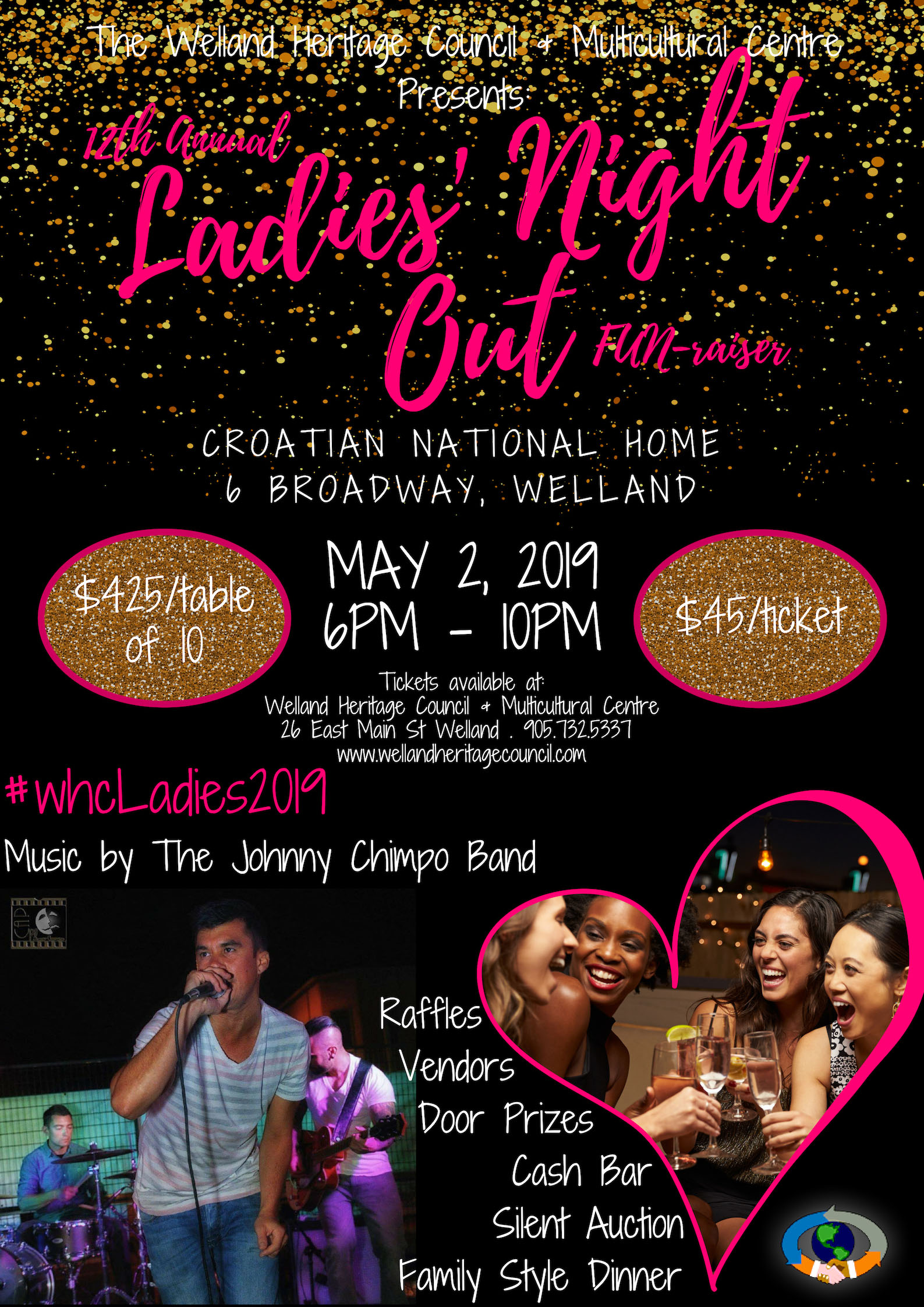 Ladies Night Out - Greater Niagara Chamber of Commerce