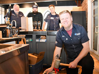 Silversmith Rolls Out Weekly Cask Beer Crafted by Niagara College Teaching Brewery